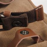 Kurier-Beutel-Leder-Segeltuch-Schulter iPad Beutel-Segeltuch-Schulter-Beutel (RS-6861)