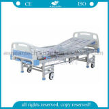 Cama de hospital médica inestable manual del hospital AG-BMS008