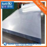 strato rigido UV del PVC di stampa in offset di 0.8mm trasparente