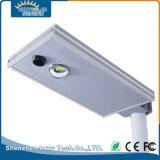 IP65 10W al aire libre todos en una luz de calle solar integrada del LED