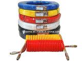Os tubos do freio pneumático do nylon
