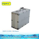 Pqwt-Tc500 500 tester di funzionamento di rivelatore semplice di tracciato automatico dell'acqua
