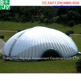 Белый купол палатка, надувные рекламные палатка, надувные палатки на лужайке (BJ-TT13)