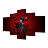 طبع [هد] [5بكس] [إيتش] [أوشها] [برينت رووم] زخرفة طبعة ملصقة صورة نوع خيش [مك-114]