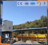 Hzs50 Usines d'installations de béton à sec Usines de mélange de bitume