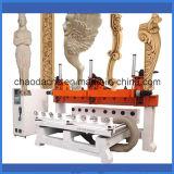 Couteau souple de commande numérique par ordinateur pour le découpage en bois 3D (JCW1325R-8H)