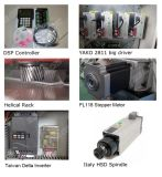 Ele 1224 Venta caliente China CNC Router CNC, Máquina de diseño del armario de madera, aluminio, PVC