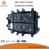 48V Pak van de Batterij van het 200ahLithium het Ionen voor 10kw het Systeem van de ZonneMacht van het Huis