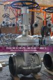 Estremità serrata di Bw della valvola a saracinesca del cofano Class300