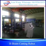 Máquina de estaca do CNC de Kasry para o feixe