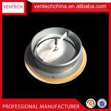 Ventilateur Diffuseur de plafond Valve de disques en fer galvanisé