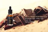 自然害日5のガーナ純粋なDIYチョコレート味Eの液体Eイギリス様式Eジュース無し