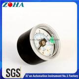 """Pressão alta qualidade traseira da montagem dos calibres 40mm/1.5 pneumático """" feita em China"""