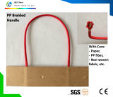 Paper Jute Coir PP coton corde poignée pour sac en papier