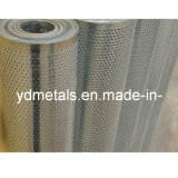 Factory Supply Metal perforé en rouleaux