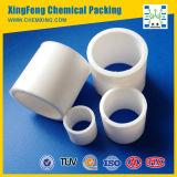 石油(PE、PP、PVC、CPVC、PVDF)のためのタワーのパッキングRaschigのプラスチックリング