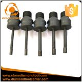 "M14/M16 & 5/8""-11 diamante pedra Brocas"