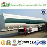 De Semi Aanhangwagen van de tri van de As Van de Stookolie Tank van het Vervoer voor Verkoop