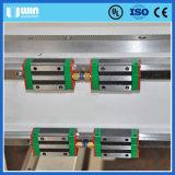 ranurador de aluminio de Aire-Enfriamiento del corte del CNC de la cortadora del eje de rotación de 4.5kw Hsd
