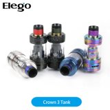 2017 Nouvelle cigarette électronique, Uwell Crown 3 Tank, Elego Agent exclusif Uwell Crown III Tank, Uwell Crown 3 Atomzier