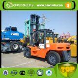 中国の上のブランドHeli 8トンのディーゼル機関のフォークリフトの価格Cpcd85