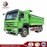 Sinotruk 6*4 roue HOWO 10 20 25 tonne 25t 25m3/ de camion à benne camion à benne basculante