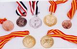 La Insignia de metal/metal Medal