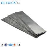 precio de fábrica de las placas de tungsteno utilizados en la industria de fundición de metales