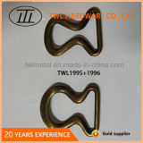 Flexible and Movable Buckle for Handbag, Strip Linking