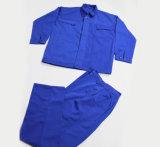 Vêtements de travail uniformes uniforme avec pantalon de sécurité industrielle