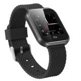 Vigilância inteligente para telefones Android e ios telefones celulares compatíveis iPhone Samsung, à prova de aptidão Smartwatch Tracker Monitor Cardíaco Relógio Fitness Smart