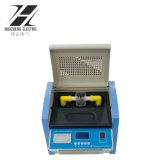 Hzjq1b 80kv 100kvの絶縁破壊電圧の変圧器オイルの誘電性強さのテスト