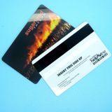Scheda di striscia magnetica di prossimità del PVC 125kHz Em4200 RFID per il pagamento