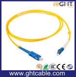 Оптическое волокно патч кабель sc-LC оптического волокна