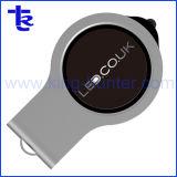 De Aandrijving van de Wartel USB van het Embleem van de hars met LEIDEN Licht