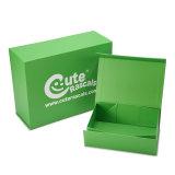 Impressão personalizada de papel para embalagens de papel em caixa caixa de sapato grande pequena caixa de papel brilhante