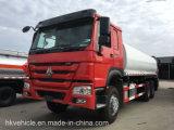 中国の工場からの保証2年ののSinotruk HOWO水タンカー