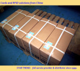 Vendite di riserva - scheda in bianco del PVC della pianura nel prezzo di promozione