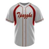 Cheap Custom 5XL maillot de baseball de gros de maillots de Baseball Sublimation imprimé vierge