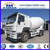 Sinotruk HOWO 310HP 8X4のミキサーのトラック14cbm/12cbm/10cbm