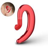 Cuffie senza fili Earbuds dei trasduttori auricolari di conduzione di osso di V6 Bluetooth le singole mette in mostra il trasduttore auricolare Handsfree dell'automobile della cuffia avricolare con il Mic