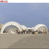 Weißes rundes Abdeckung-Ereignis-Zelt für Verkauf