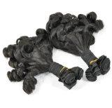 Funmi Hiar Tecelagem de fio de cabelo humano Virgem peruana