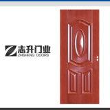 Portelli di entrata di alluminio di obbligazione di vetro dell'entrata principale