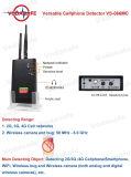 Rivelatore Minuto-Versatile del segnale del telefono delle cellule del rivelatore del segnale del cellulare di rf, rivelatore dell'errore di programma di rf, rivelatore Pocket del segnale di rf, segnale portatile del professionista rf