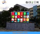 Outdoor P10 vidéo haute résolution affichage LED (publicité l'écran)