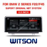 Grande automobile DVD dello schermo di Witson BMW per 8.8 '' per BMW 2 serie F22/F45 MPV (2013-2016)
