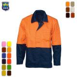Hallo het Weerspiegelende Jasje Workwear van de Kleding van de Veiligheid Vis