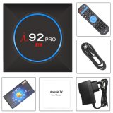 I92 PROAndroid IPTV Fernsehapparat-Kasten mit Amlogic S905W 1GB RAM/8GB Blitz-Support 4K, WiFi, intelligenter Fernsehapparat-Kasten Media Player