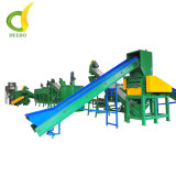 500kg/H 폐기물 플라스틱 재생 기계 가격